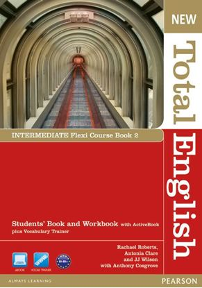 Obrazek New Total English Intermediate.   Flexi Course Book 2