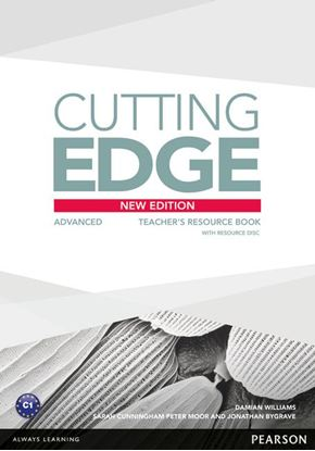 Obrazek Cutting Edge New Edition Advanced. Teacher's Resource Book