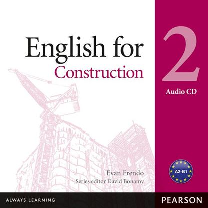 Obrazek English for Construction 2 Audio CD