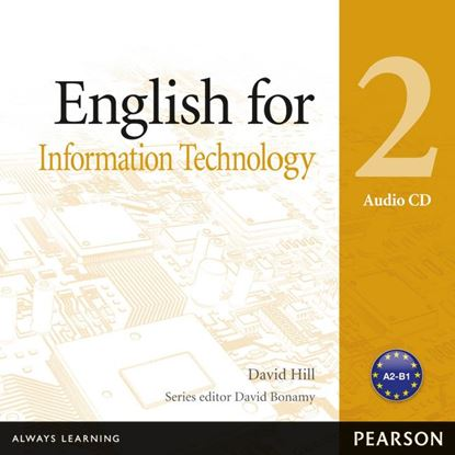 Obrazek English for IT 2 Audio CD