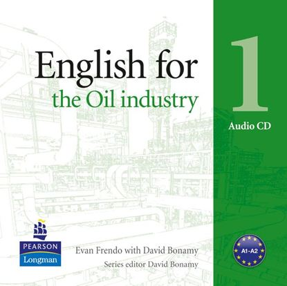 Obrazek English for Oil 1 Audio CD