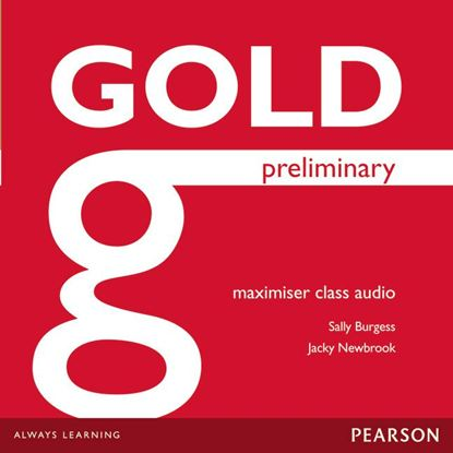 Obrazek GOLD PRELIMINARY Maximiser Audio CDs