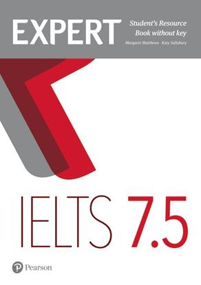 Obrazek Expert IELTS 7.5 Students' Resource Book no key