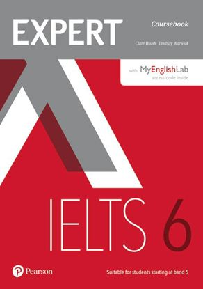 Obrazek Expert IELTS 6 Students' Book with MyEnglishLab