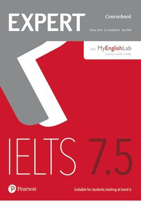 Obrazek Expert IELTS 7.5 Students' Book with MyEnglishLab