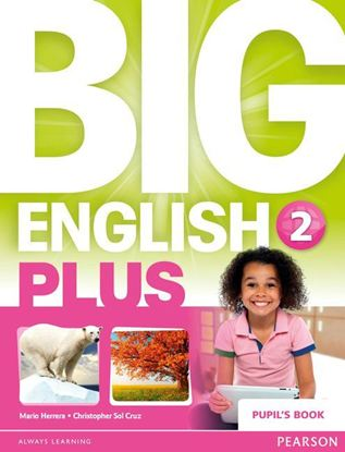 Obrazek Big English Plus 2 Pupil's Book