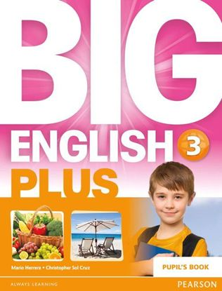 Obrazek Big English Plus 3 Pupil's Book