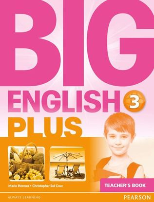 Obrazek Big English Plus 3 Teacher's Book