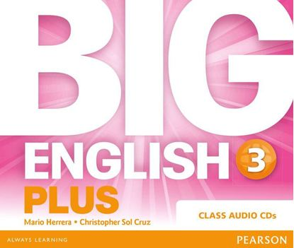 Obrazek Big English Plus 3 Class CD