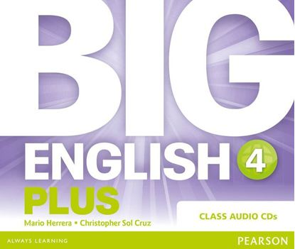 Obrazek Big English Plus 4 Class CD