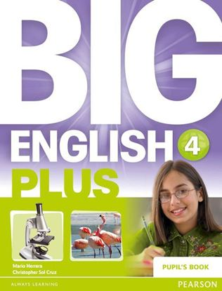 Obrazek Big English Plus 4 Pupil's Book