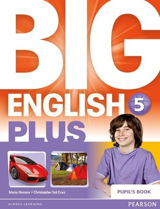Obrazek Big English Plus 5 Pupil's Book