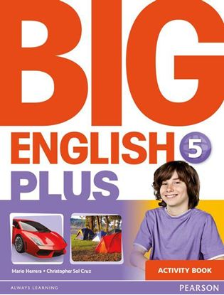 Obrazek Big English Plus 5 Activity Book