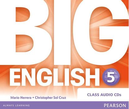 Obrazek Big English Plus 5 Class CD