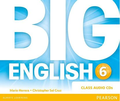 Obrazek Big English Plus 6 Class CD