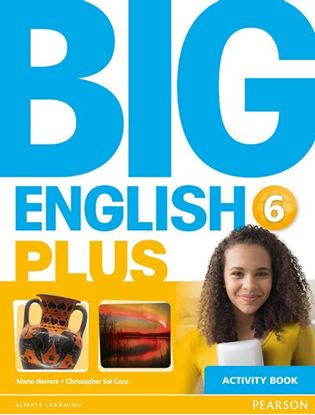 Obrazek Big English Plus 6 Activity Book