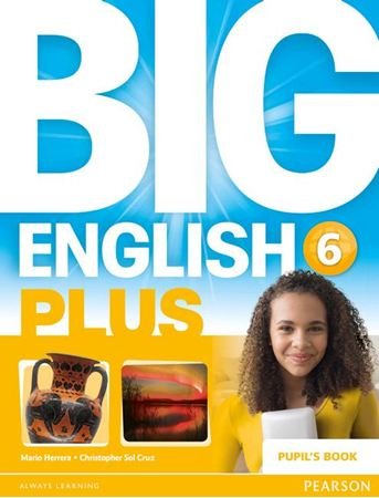 Obrazek dla kategorii Big English Plus 6