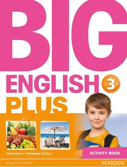 Obrazek Big English Plus 3 Activity Book