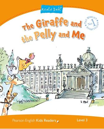 Obrazek The Giraffe and the Pelly and Me. Penguin Kids. Poziom 3