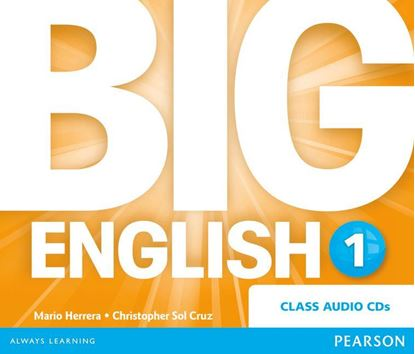 Obrazek Big English 1. Class CD