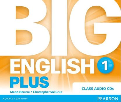 Obrazek Big English Plus 1 Class CD