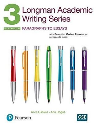 Obrazek Longman Academic Writing Series 3: Paragraphs to Essays, with Essential Online Resources (4th Edition)