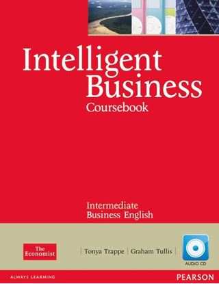 Obrazek Intelligent Business Intermediate. Podręcznik + CD