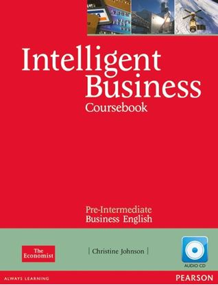 Obrazek Intelligent Business Pre-Intermediate. Podręcznik + CD