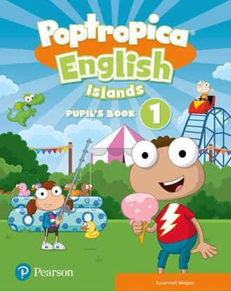 Obrazek Poptropica English Islands 1. Pupil's Book with Online Game Access Card