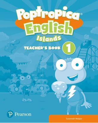 Obrazek Poptropica English Islands 1. Teacher's Book with Online World Access Code + Test Book