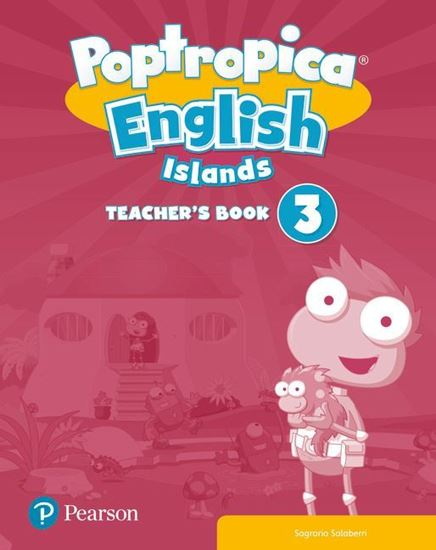 Obrazek Poptropica English Islands 3. Teacher's Book with Online World Access Code and Test Book Pack