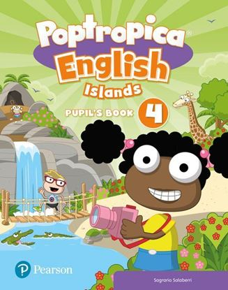 Obrazek Poptropica English Islands 4. Pupil's Book with Online Game Access Card