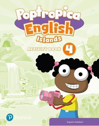 Obrazek Poptropica English Islands 4. Activity Book