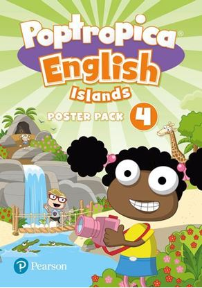 Obrazek Poptropica English Islands 4. Posters