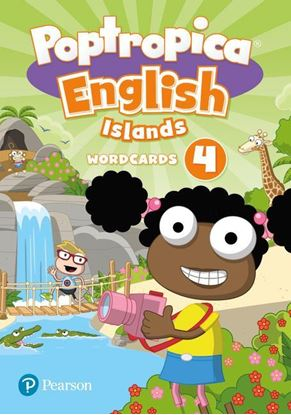 Obrazek Poptropica English Islands 4. Wordcards