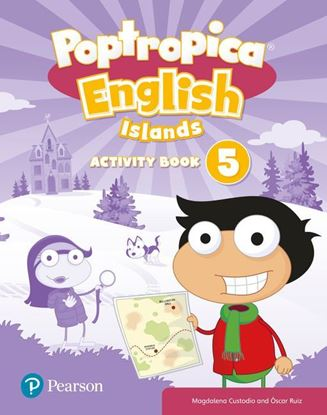 Obrazek Poptropica English Islands 5. Activity Book