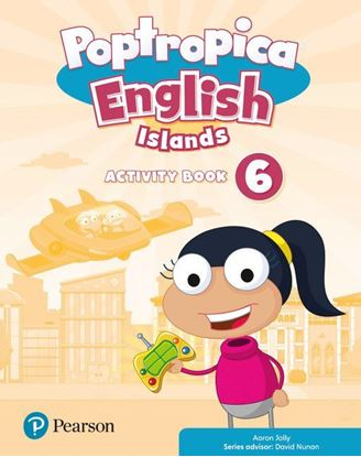 Obrazek Poptropica English Islands 6. Activity Book