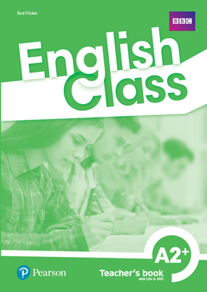 Obrazek ENGLISH CLASS A2+ Książka nauczyciela plus DVD+Class CDs+kod do Active Teach