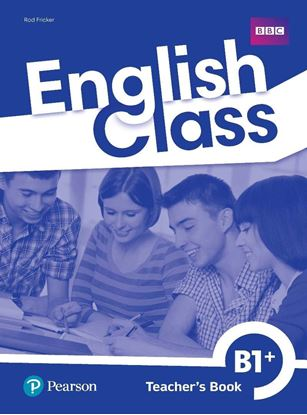 Obrazek ENGLISH CLASS B1+ Książka nauczyciela plus DVD+Class CDs+kod do Active Teach