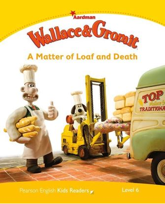 Obrazek Wallace and Grommit: A Matter of Loaf and Death