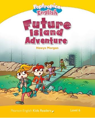 Obrazek Future Island Adventure. Poptropica English