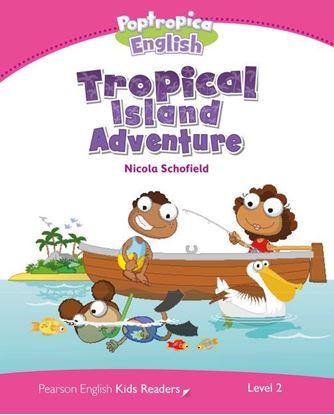 Obrazek KIDS TROPICAL ISLAND ADVENTURE POPTROPICA