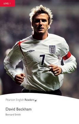 Obrazek David Beckham + CD. Penguin Readers Classic