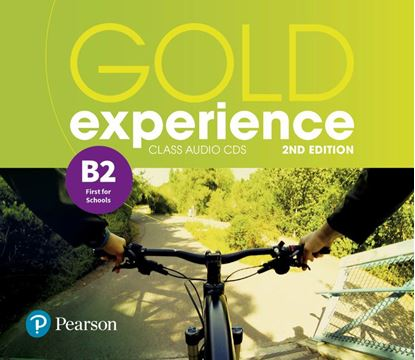 Obrazek Gold Experience 2nd edition B2 Class Audio CDs