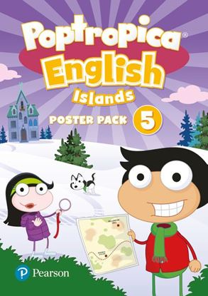 Obrazek Poptropica English Islands 5. Posters