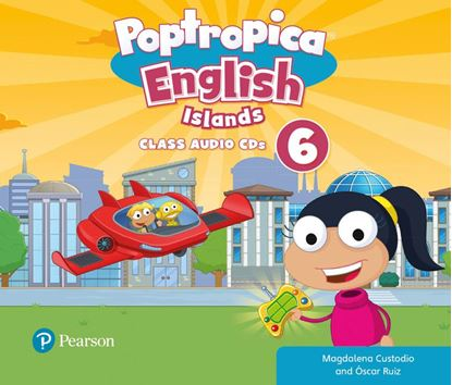 Obrazek Poptropica English Islands 6. Class CD