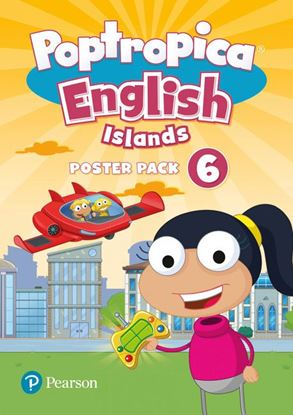 Obrazek Poptropica English Islands 6. Posters