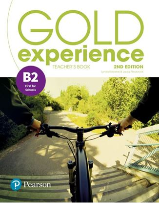 Obrazek Gold Experience 2nd edition B2 Teacher's Book with Online Practice, Teacher's Resources & Presentation Tool
