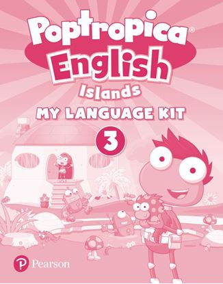 Obrazek Poptropica English Islands 3. Activity Book with My Language Kit