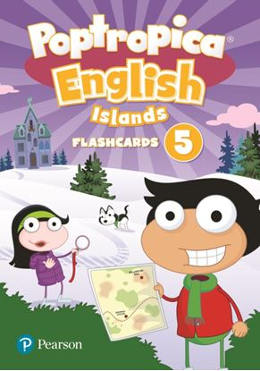 Obrazek Poptropica English Islands 5. Flashcards